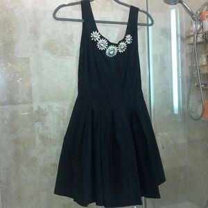 Gracia black dress